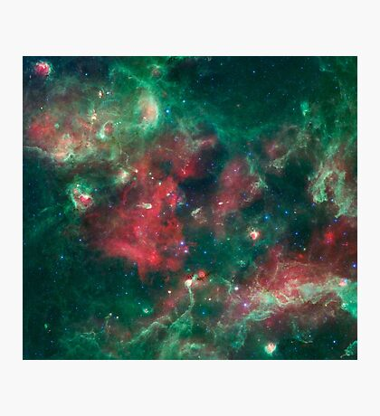 Stars Brewing in Cygnu X Photographic Print