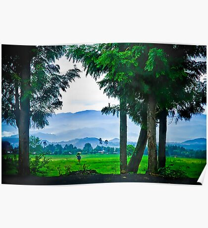 Did I also mention Rwanda is beautiful? Poster