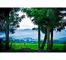 Did I also mention Rwanda is beautiful? Photographic Print