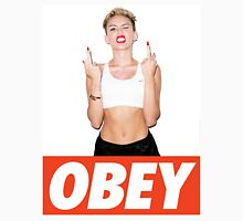 Miley Cyrus Obey  Unisex T-Shirt