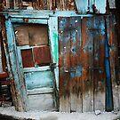 Falling Door by Josh Wentz