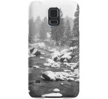 Blanket of snow Samsung Galaxy Case/Skin