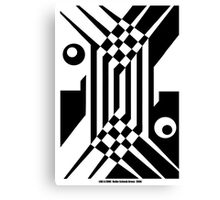 Like a cube Canvas Print