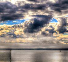 Scottish Sky 1 by elspiko
