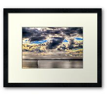 Scottish Sky 1 Framed Print