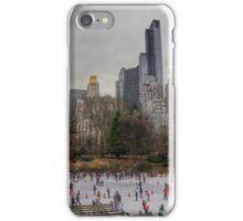 Wollman Rink iPhone Case/Skin