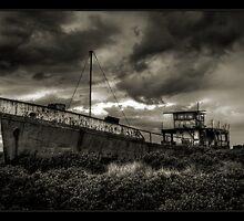 Trawler no More by Robert Mullner
