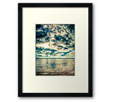 Scottish Waterscape. Framed Print