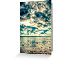 Scottish Waterscape. Greeting Card
