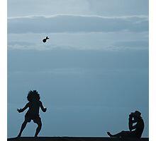 ' Caught ' Photographic Print