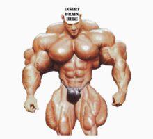 Muscle Man by Michelle Walker
