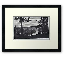 In Thought - www.jbjon.com Framed Print
