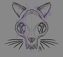 Deadly Kitten by MareveDesign