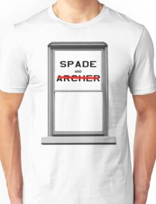 Spade and Archer Unisex T-Shirt