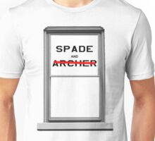Spade and Archer Unisex T-Shirt