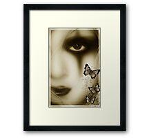 Gothic Soul Framed Print