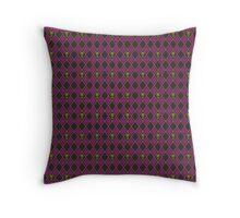 Killer Queen pattern Throw Pillow