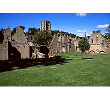 Fountains Abbey 2 Photographic Print