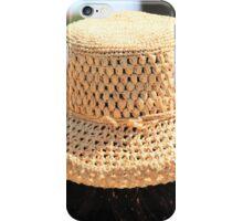 Chapeau iPhone Case/Skin