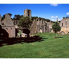 Fountains Abbey2 Photographic Print