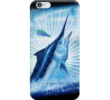 BLACK MAGIC - Black Marlin iPhone Case/Skin