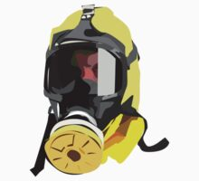gas mask by 2piu2design