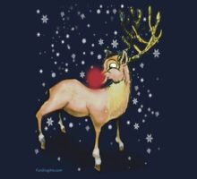 Roudolf the Red Nosed Reindeer by Kevin Middleton