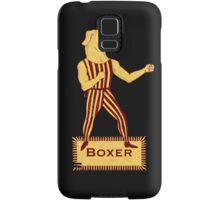 Boxer Dog Bonzo Bones Samsung Galaxy Case/Skin