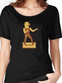 Boxer Dog Bonzo Bones Women's Relaxed Fit T-Shirt