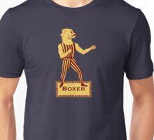 Boxer Dog Bonzo Bones Unisex T-Shirt
