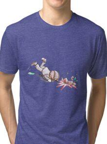 Faith In Humanity Tri-blend T-Shirt