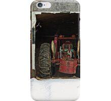 Sleigh Camouflage iPhone Case/Skin