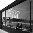 Reflection at the New York Grill by © Joe  Beasley IPA