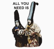 All You Need Is Love Tee Kids Tee