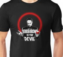 Derren Brown - Devil Unisex T-Shirt
