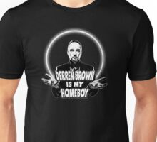 Derren Brown Homeboy (BLK) Unisex T-Shirt