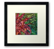 Summer Wine 11 Framed Print