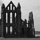 Whitby Abbey by BigAl1