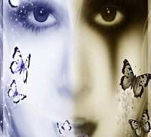 Two sides of the Soul by dimarie