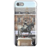 Plaza Major iPhone Case/Skin