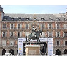 Plaza Major Photographic Print