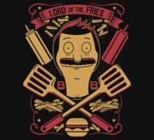 Bob's Burgers Lord Of The Fries by DeepFriedArt