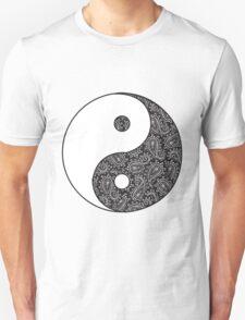 Pattern Yin Yang Shirt T-Shirt