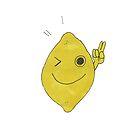 Lemon Friend by slugspoon