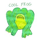 COOL FROG by slugspoon