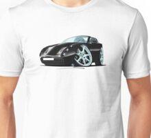 TVR Tuscan S Black Unisex T-Shirt