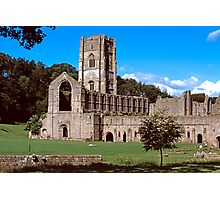 Fountains Abbey 10 Photographic Print