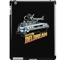 The Angels Have the Delorean iPad Case/Skin