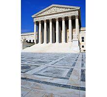 US Supreme Court Photographic Print