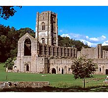Fountains Abbey10 Photographic Print